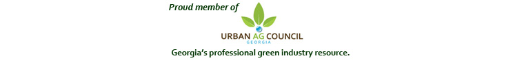 Proud member of Georgia Urban Ag Council